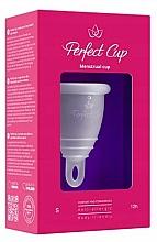 Parfums et Produits cosmétiques Coupe menstruelle, transparente, taille S - Perfect Cup