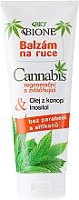 Parfums et Produits cosmétiques Baume à l'huile de chanvre pour mains - Bione Cosmetics Cannabis Hand Balm