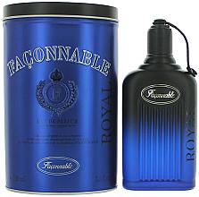 Parfums et Produits cosmétiques Façonnable Royal - Eau de Parfum
