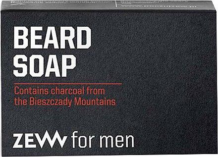 Savon à barbe - Zew For Men Natural Beard Soap