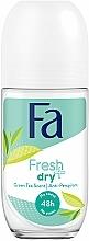 Parfums et Produits cosmétiques Déodorant roll-on au thé vert - Fa Fresh & Dry Deodorant Roll-On