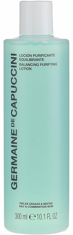 Germaine de Capuccini - Set soin visage, peaux grasses(lotion tonique/300ml + gel démaquillant/300ml) — Photo N4
