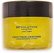 Parfums et Produits cosmétiques Masque à l'arôme de citron pour lèvres - Revolution Skincare X Jake Jamie Lemon Meringue Lip Mask