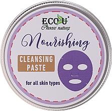Parfums et Produits cosmétiques Pâte nettoyante pour visage - ECO U Nourishing Cleansing Paste For All Skin Types