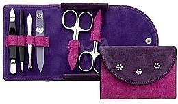 Parfums et Produits cosmétiques Kit de manucure, 6 éléments - DuKaS Premium Line PL 216FR
