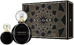 Parfums et Produits cosmétiques Bvlgari Goldea The Roman Night - Coffret (eau de parfum/50ml + eau de parfum/15ml)