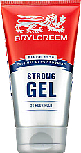 Parfums et Produits cosmétiques Gel coiffant à fixation forte - Brylcreem Strong 24 Hour Hold Gel