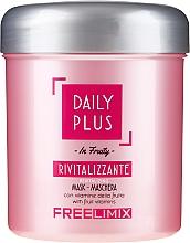Parfums et Produits cosmétiques Masque revitalisant pour cheveux - Freelimix Daily Plus Mask In-Fruit Revitalizing For All Hair Types