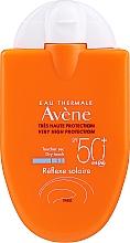 Parfums et Produits cosmétiques Crème solaire pour peaux sensibles SPF 50+ - Avene Solaires Cream Reflexe SPF 50+