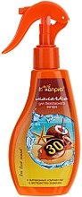 Parfums et Produits cosmétiques Lait solaire à l'extrait d'échinacée pour visage et corps SPF 30 - My caprice
