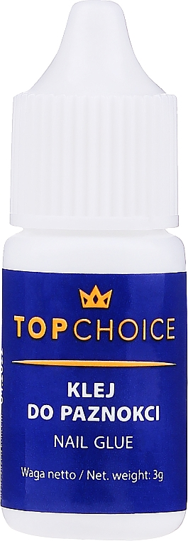 Colle pour faux-ongles, 7545 - Top Choice