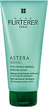 Shampooing à l'hamamélis pour cuir chevelu sensible - Rene Furterer Astera High Tolerance Shampoo — Photo N1