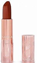 Parfums et Produits cosmétiques Rouge à lèvres mat - Nabla Cult Matte Bounce Matte Lipstick