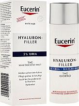 Parfums et Produits cosmétiques Crème de jour anti-rides à l'acide hyaluronique et 5% d'urée - Eucerin Hyaluron-filler Cream