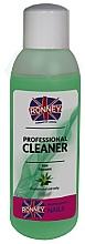 Parfums et Produits cosmétiques Dégraissant pour ongles parfum aloès - Ronney Professional Nail Cleaner Aloe