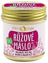Parfums et Produits cosmétiques Beurre bio de rose pour corps - Purity Vision Bio
