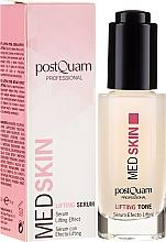 Parfums et Produits cosmétiques Sérum à l'acide léontopodique et jus de sorgho pour visage - PostQuam Med Skin Lifting Serum