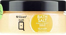 Parfums et Produits cosmétiques Sels de bain Pamplemousse - Silcare Quin Bath Salt Grapefruit