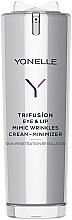 Parfums et Produits cosmétiques Crème à l'huile d'avocat pour contour des yeux et des lèvres - Yonelle Trifusion Eye & Lip Mimic Wrinkles Cream-Minimizer