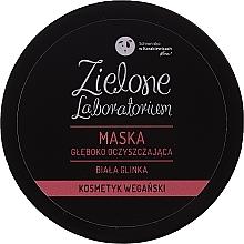 Parfums et Produits cosmétiques Masque à l'argile blanche pour visage - Zielone Laboratorium