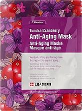 Parfums et Produits cosmétiques Masque aux canneberges pour visage - Leaders 7 Wonders Tundra Cranberry Anti-Aging Mask