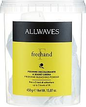 Parfums et Produits cosmétiques Poudre décolorante - Allwaves Freehand Bleaching Powder