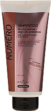 Parfums et Produits cosmétiques Shampooing à l'huile de macassar et kératine - Brelil Numero Hair Professional Beauty Macassar Oil Shampoo