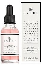 Parfums et Produits cosmétiques Sérum antioxydant à l'extrait de rose et acide hyaluronique pour visage - Avant Age Prestige Antioxidising & Detoxifying Rose Serum