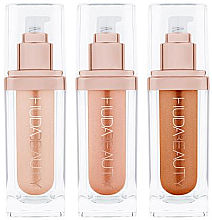 Enlumineur liquide pour visage et corps - Huda Beauty N.Y.M.P.H. All Over Body Highlighter — Photo N2