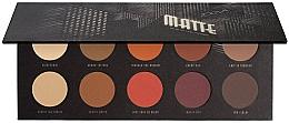Parfums et Produits cosmétiques Palette professionnelle de fards à paupières - Zoeva Matte Palette