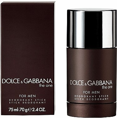 Dolce & Gabbana The One for Men - Déodorant stick — Photo N1