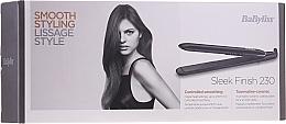 Parfums et Produits cosmétiques Fer à lisser - BaByliss ST255E Sleek Finish 230