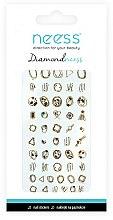 Parfums et Produits cosmétiques Autocollants pour ongles, 3713 - Neess Diamondneess