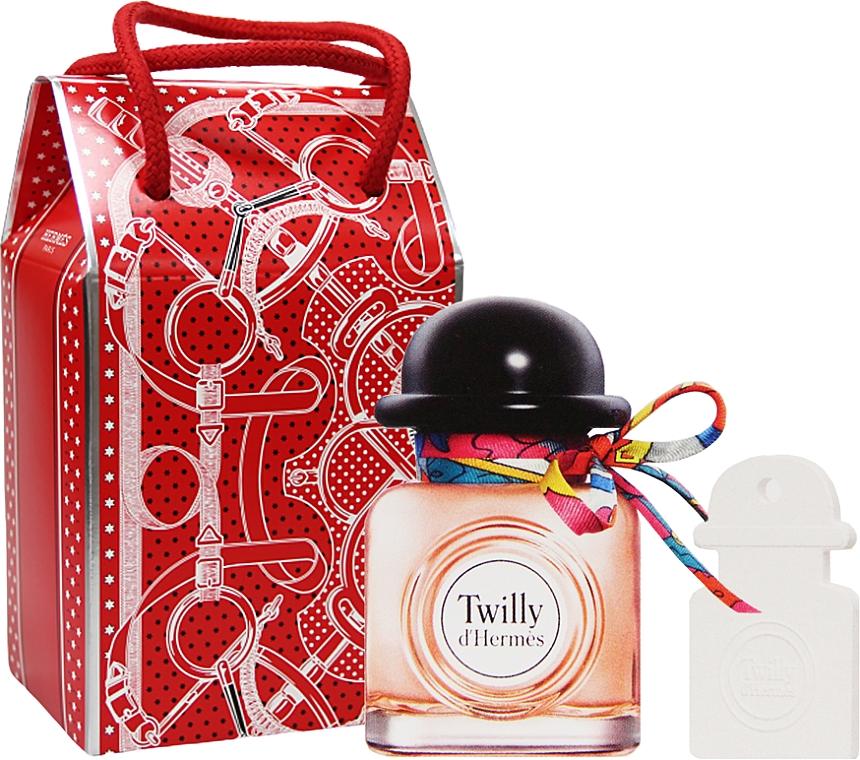 Hermes Twilly D'Hermes - Coffret (eau de parfum/50ml + ceramic to parfum)