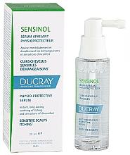 Parfums et Produits cosmétiques Sérum apaisant pour cuir chevelu - Ducray Sensinol Sensinol Soothing Hair Serum