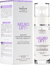Parfums et Produits cosmétiques Réducteur de rides mimiques autour des yeux et la bouche - Farmona Neuro Lift+ Mimic Wrinkle Reducer