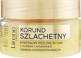 Parfums et Produits cosmétiques Gommage minéral pour le corps au miel et vitamine E - Lirene Dermo Program