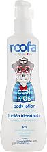 Parfums et Produits cosmétiques Lotion à l'aloe vera et beurre de karité pour corps - Roofa Cool Kids Body Lotion