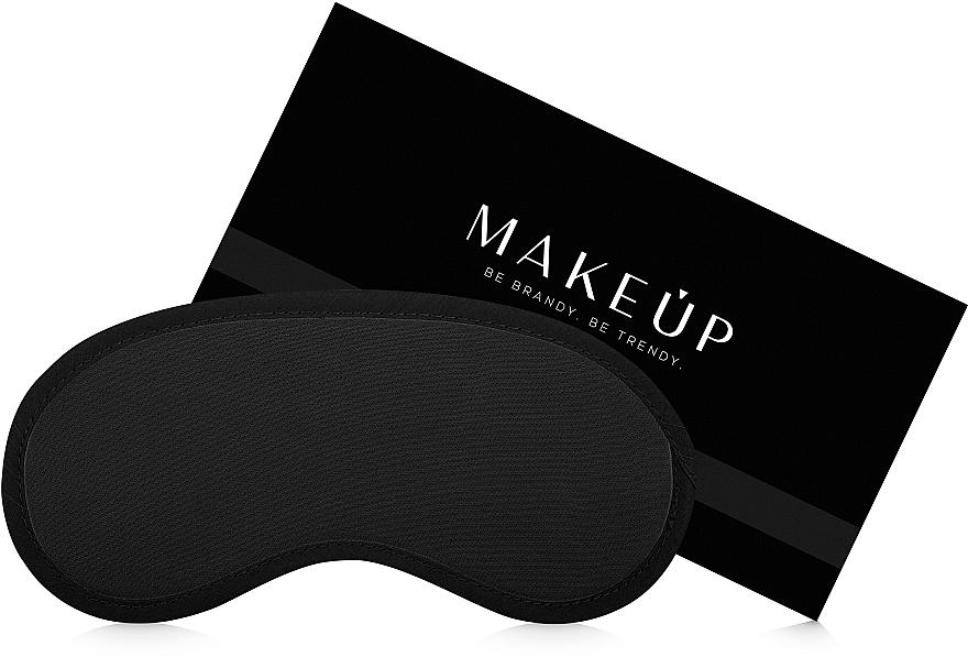 Masque de sommeil, noir Classic - MakeUp