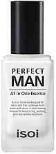 Parfums et Produits cosmétiques Essence pour visage - Isoi Perfect Man All in One Essence