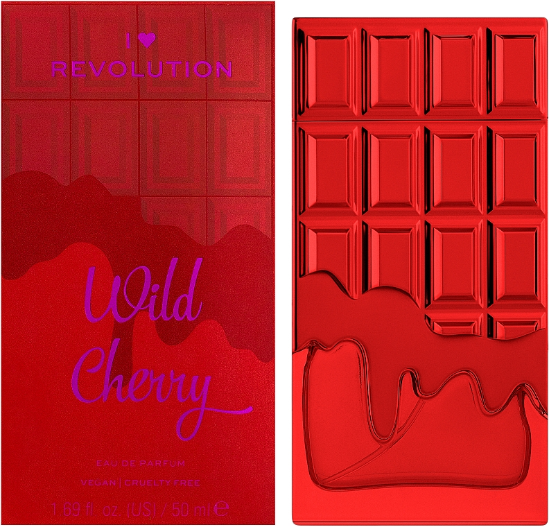 I Heart Revolution Wild Cherry - Eau de Parfum — Photo N2