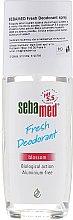 Parfums et Produits cosmétiques Déodorant spray parfumé - Sebamed Blossom Classic Deodorant Spray