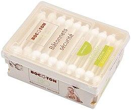 Parfums et Produits cosmétiques Bâtonnets sécurité bio pour bébé, 60pcs - Bocoton