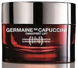 Parfums et Produits cosmétiques Crème au beurre de karité visage - Germaine de Capuccini TimExpert Lift (In) Suprime Definition Cream