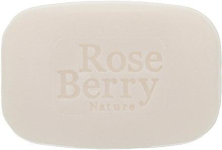 Savon crème à l'huile de rose et baies de goji - Bulgarian Rose Rose Berry Nature Cream Soap — Photo N2