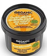 Parfums et Produits cosmétiques Crème naturelle modélante la taille - Organic Shop Organic Kitchen Corsetcream