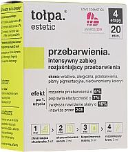 Parfums et Produits cosmétiques Soin intensif anti-tâches pigmentaires en 4 étapes - Tolpa Estetic 4 Step Intensive Treatment Care