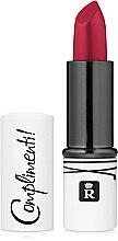 Parfums et Produits cosmétiques Rouge à lèvres crémeux - Relouis Complimenti Lipstick
