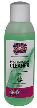 Dégraissant pour ongles parfum aloès - Ronney Professional Nail Cleaner Aloe