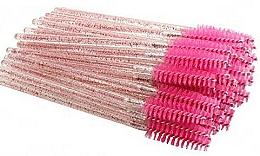 Parfums et Produits cosmétiques Goupillons pour cils et sourcils, rose clair - Deni Carte